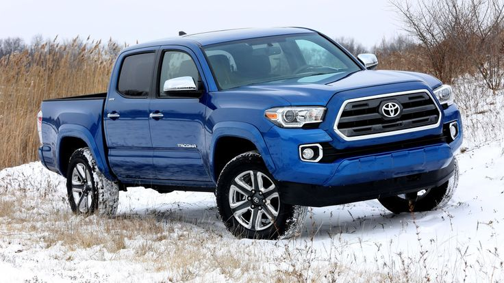 First look 2016 Toyota pickup Toyota