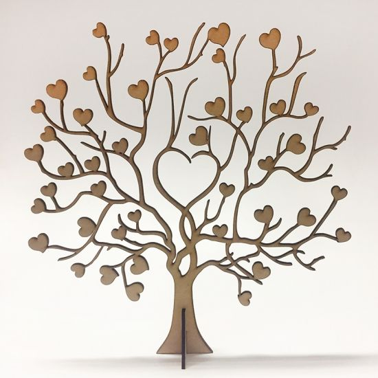 Gorgeous Free Standing TREE TEMPLATE For Laser Cutting Buy This