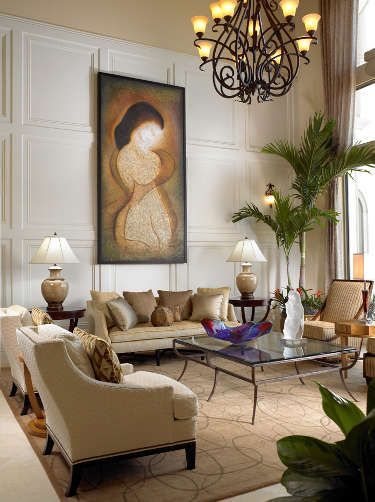 389 best neutral interiors images on pinterest for the for High end interior design companies