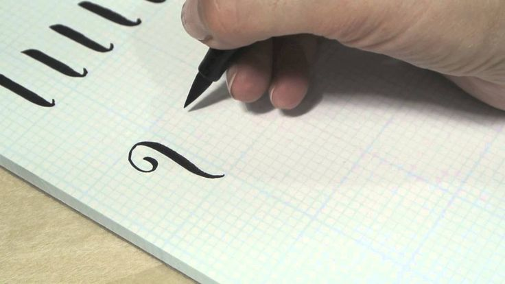 Brush Hand Lettering for Beginners Basic tips on Brush Lettering for beginners. Learn how to hold the pen, and how to start drawing letters. Visit my website at http://www.twoeasels.com and sign up for the FREE lettering course.