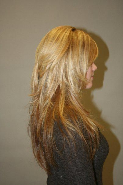 Love this hair cut...this is what I want, but can never seem to get when I leave a hair stylist!!!                                                                                                                                                     More