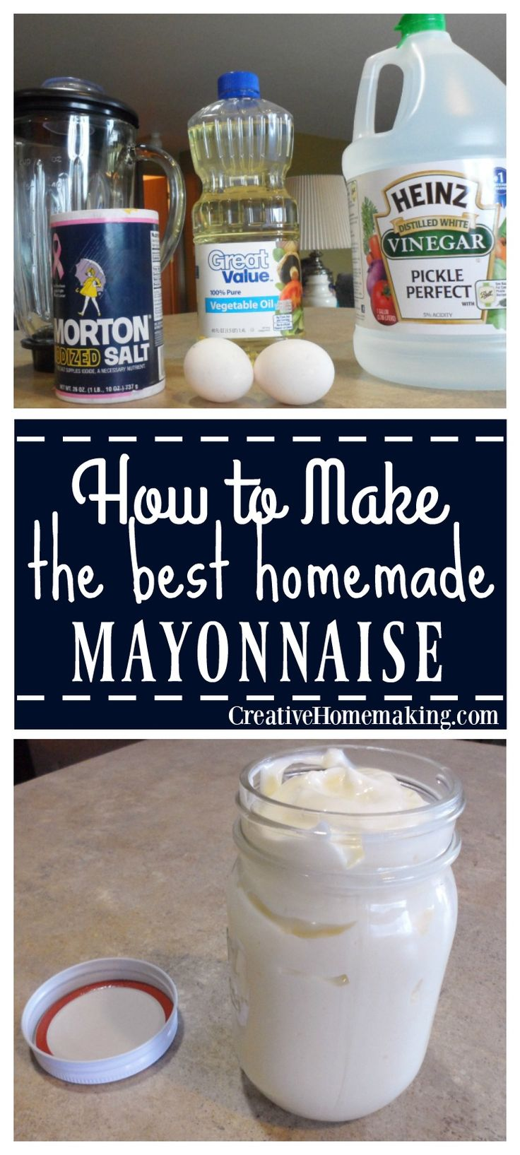 25 Best Ideas About Mayonnaise Recipe On Pinterest Homemade Mayonaise Mayonnaise And