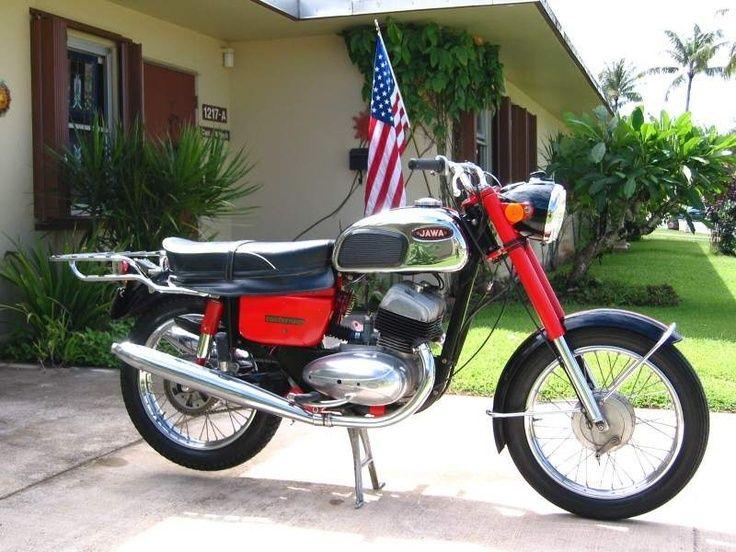 Jawa 350 California 1974