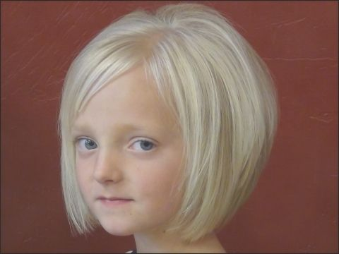 little girl short haircuts