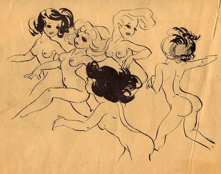Freddie Moore illustration
