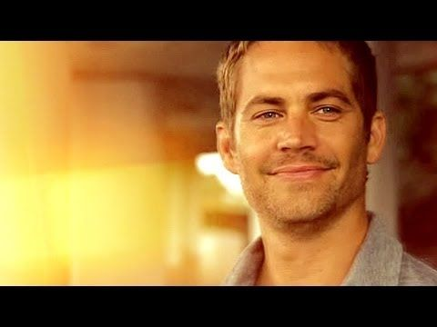 Paul Walker... Must watch... So beautiful!!!