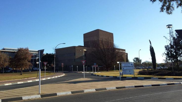 #UFStoday - Bloemfontein Campus (University of the Free State - UFS)  Submitted by Nadia Strydom