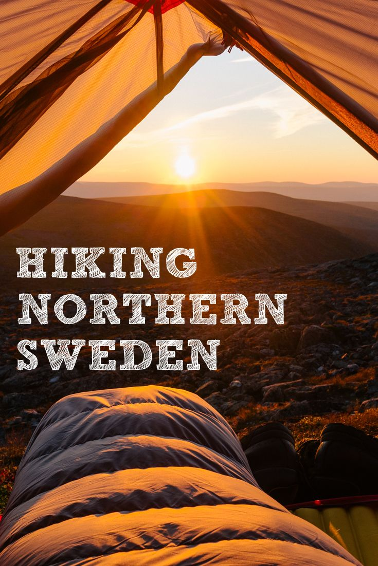 Do you have what it takes to hike the 440km-long Kungsleden walking trail in northern Sweden?
