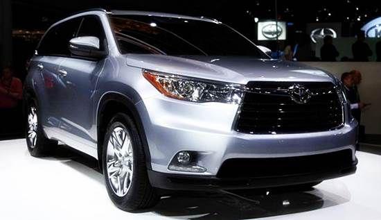 2017 Toyota Sequoia Redesign  newsautospeed  Pinterest  Toyota