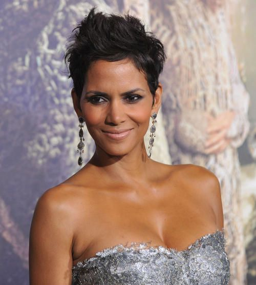 "halle berry's sister | Halle Berry: Nahla ""Prays"" For A Baby Sister"
