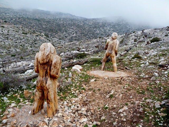 """Το Αφηρημένο Blog: Πάρνηθα, στο """"Πάρκο των ψυχών"""""""
