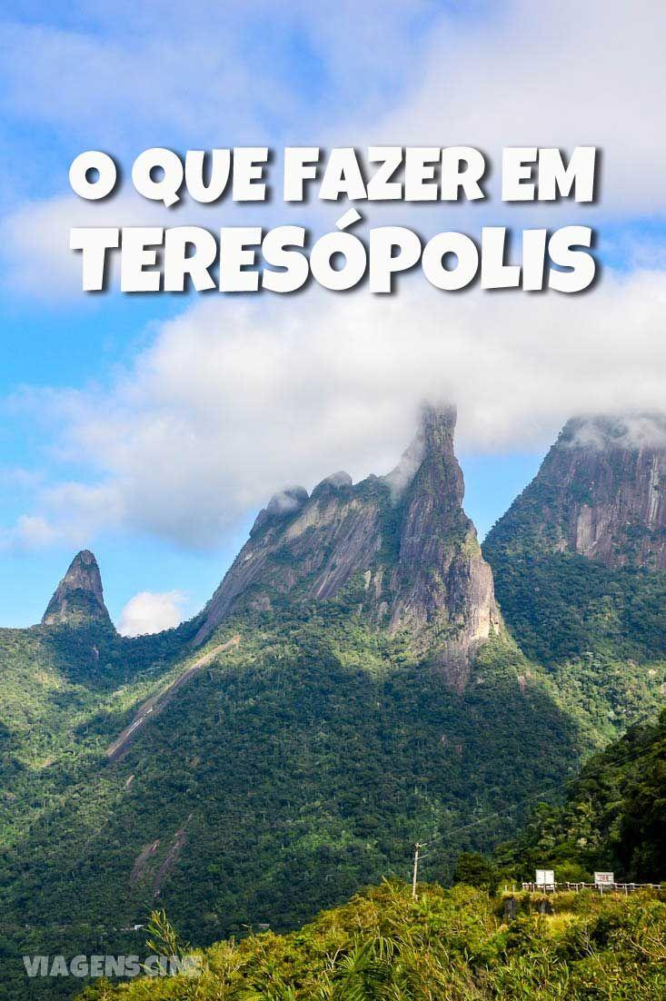 O que fazer em Teresópolis RJ: confira todas as facetas da cidade, desde o Parque Nacional Serra dos Órgãos ao Sobrado Histórico, passando pelos restaurantes e cervejas da região