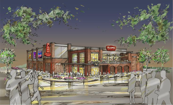 At last, downtown Dallas will get its movie theater: an eight-screen Alamo Drafthouse in the Cedars | Dallas Morning News