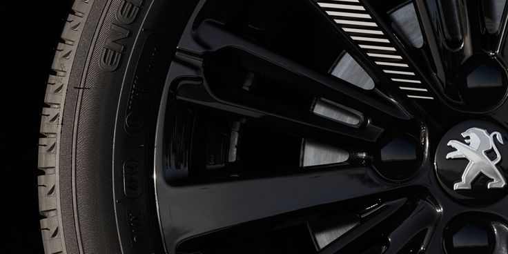 """Accentuate the look of your New 208 with a choice of wheels. A range of new 16'' TITANE aluminium wheels is available to personalise your Active or Allure. Plus, the GT line is equipped with 17"""" Caesium alloy wheels as standard."""