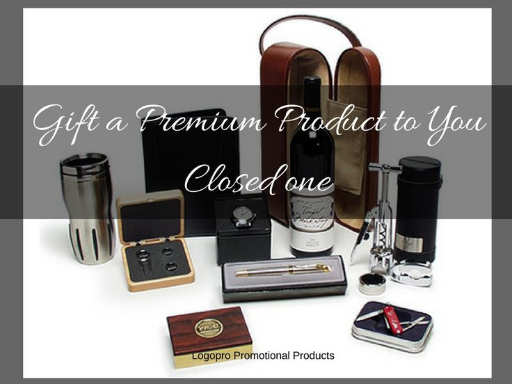 Gift a Premium Product to your closed one: Logopro Promotional Products #Business #corporategifts #PromotionalProducts #Luxury #australia