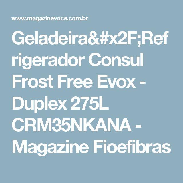 12 best email service stedb images on pinterest email geladeirarefrigerador consul frost free evox duplex 275l crm35nkana magazine fioefibras fandeluxe Gallery