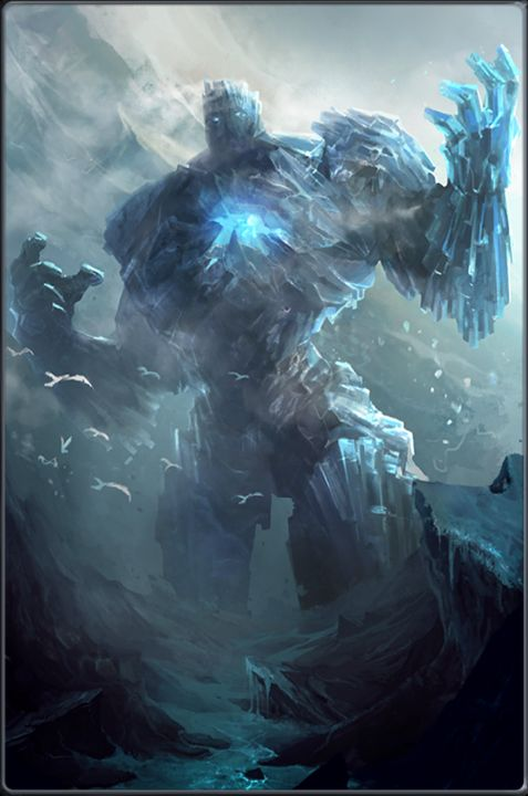 Gigante de gelo                                                                                                                                                                                 More