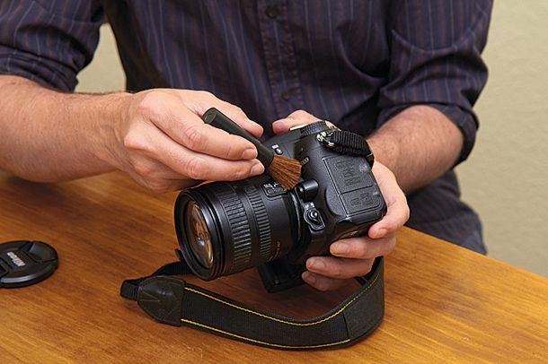 DLSR Tips: how to clean your #camera like a pro