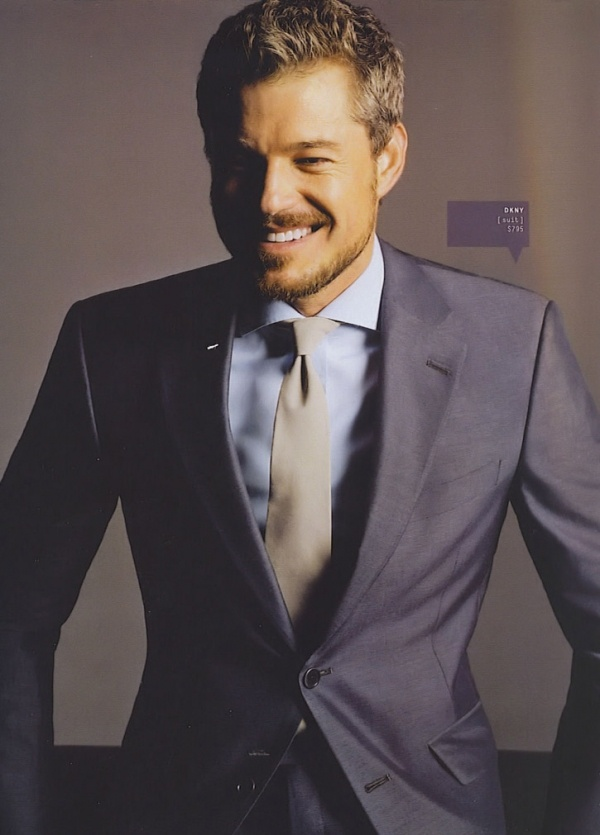 Eric Dane -as Mark Sloan-Gray Anatomy