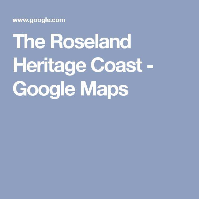 The Roseland Heritage Coast - Google Maps