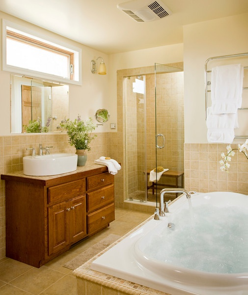 Bath at a guest room at Brampton Bed and Breakfast Inn   Chestertown  MD. 17 Best images about B B Bathrooms on Pinterest   Soaking tubs