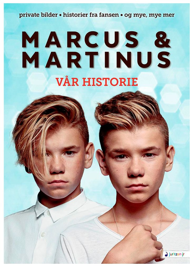 This is the book of the best singers from Norway and best family Thanks Marcus Martinus and Emma