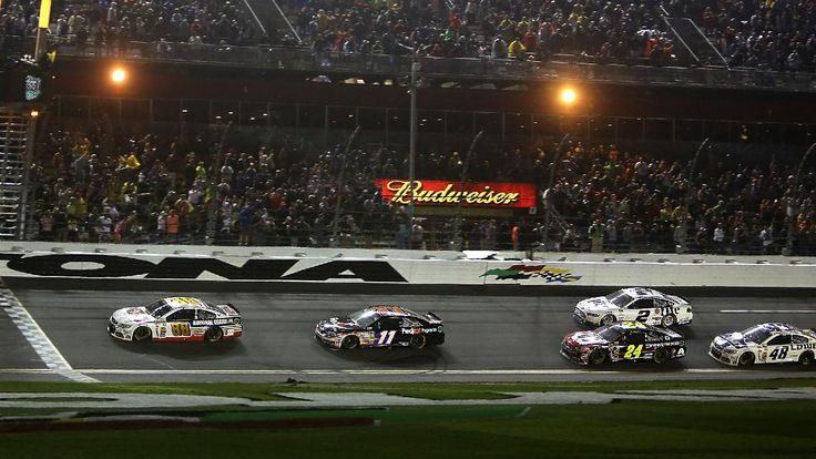 NASCAR changes start times for 2015 Sprint Cup races
