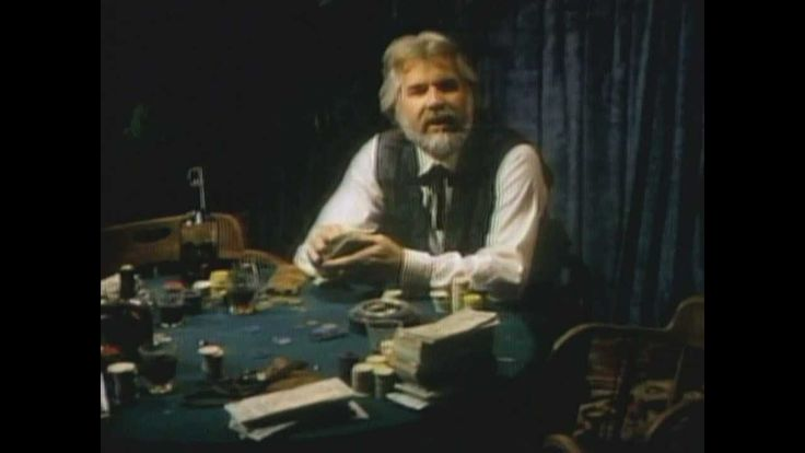Kenny Rogers - The Gambler [Original Video-Edit] 1978 #GIRSL #Playlist #STUD Part One