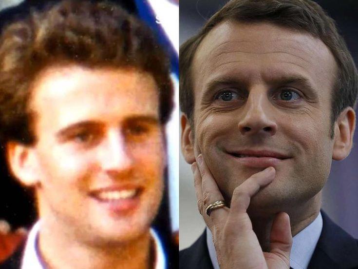 """Emmanuel Macron décrit comme un adolescent """"à part"""" qui n'avait pas beaucoup d'amis"""