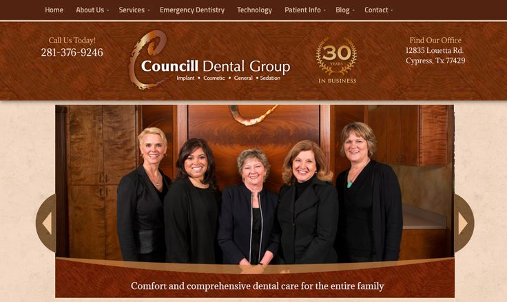 Dr terry councill in cypress tx dentistry cosmetic