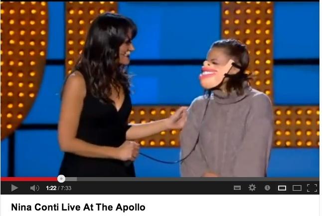 Nina Conti Live at the Apollo