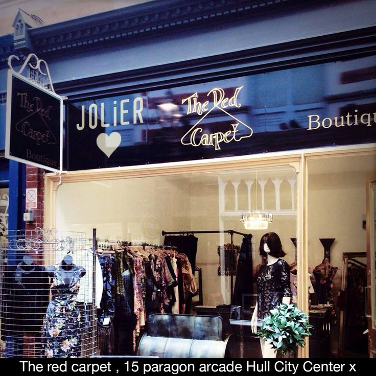 JOLIER is extremely happy to announce a collaboration with The red carpet boutique, 15 Paragon Arcade Kingston upon Hull - City Center, United Kingdom. JOLIER collections will roll out in the UK early next week!