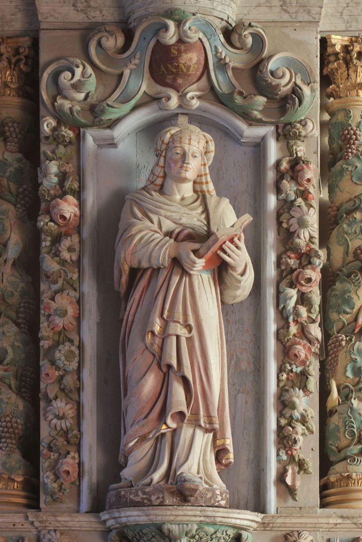 Chapelle Saint Sébastien - Saint Segal