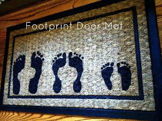 インテリアになっちゃう!手形&足形アートはここまで進化!アイデア6選の画像11