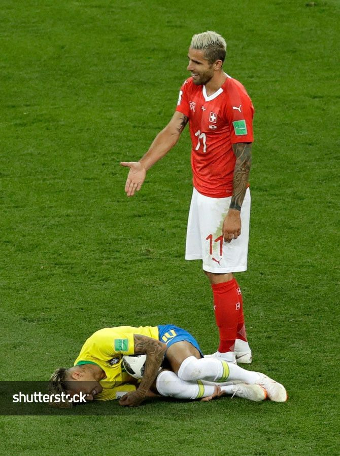 18 Moments In Pictures That Defined The 2018 World Cup Yellow Cards Free Kick World Cup
