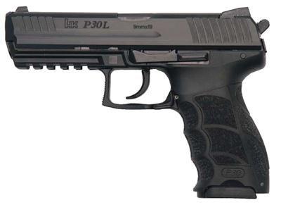 HK P30L, Longslide Version, 9mm, 15 Rd Mags