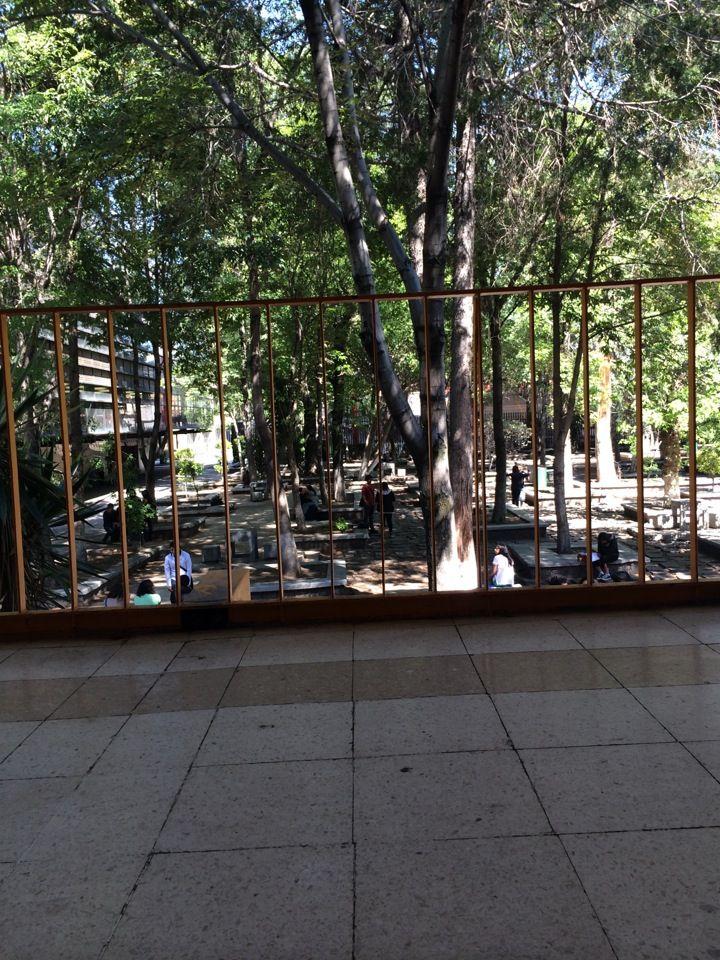 "Escuela Nacional Preparatoria N° 5 ""Jose Vasconcelos"" en Tlalpan, Distrito Federal"
