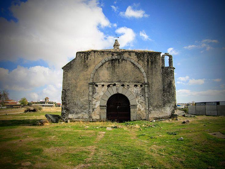 Ermita de los Mártires en Quintana de la Serena. #Ermitas #Hermitages #ruinas #Ruins #Art #Arte