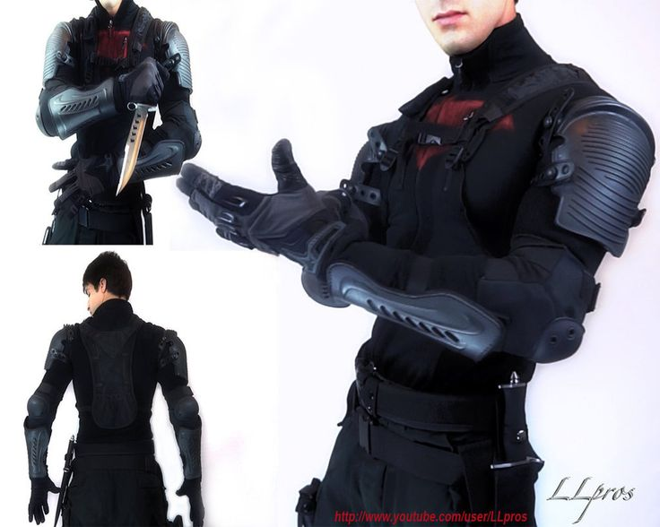 Jason Todd outfit Concept by LLPros on deviantART