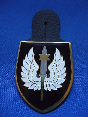 PORTUGAL PORTUGUESE POLICE SPECIAL UNIT GOE BADGE 49mm