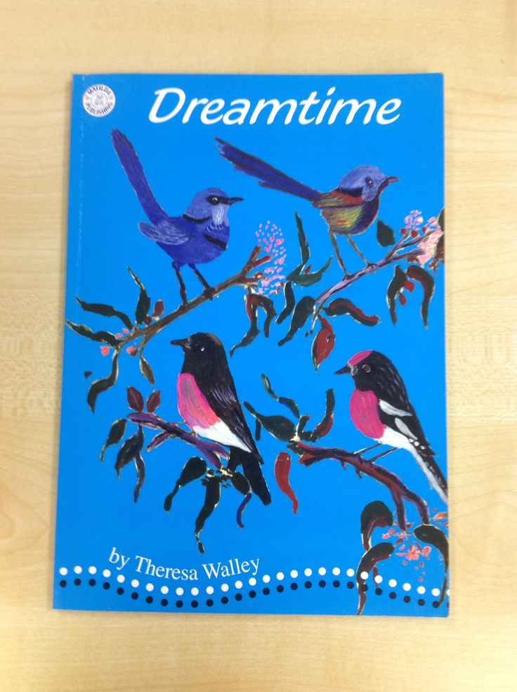 Beautifully illustrated stories by Nyoongar Elder, Theresa Walley who was named Aboriginal Elder of the Year, 2007.