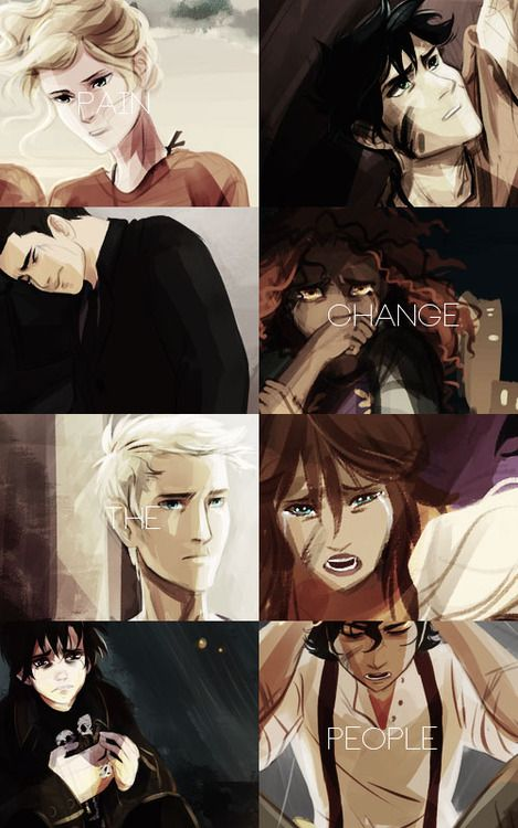 The seven and Nico.