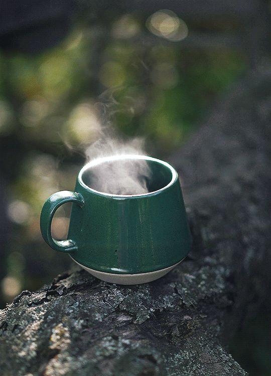 hot tea- kitchen ghosts