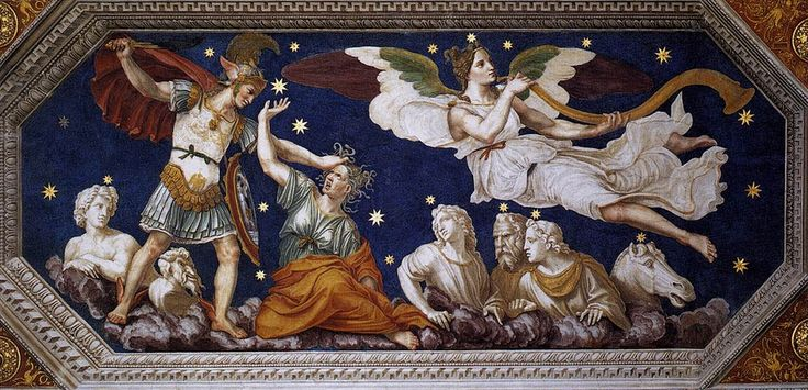 "Baldassare Peruzzi ""Perseus and Medusa"" 1511 | Flickr - Photo Sharing!"