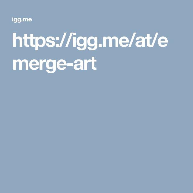 https://igg.me/at/emerge-art