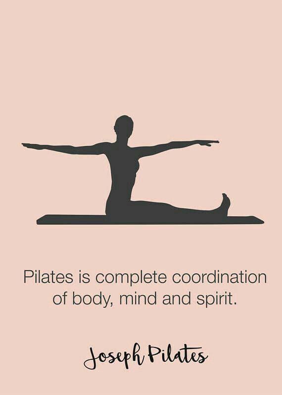 Pin De Melina En Pilates Frases De Pilates Pilates Videos