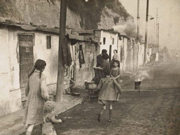 Barraques Barcelona '40