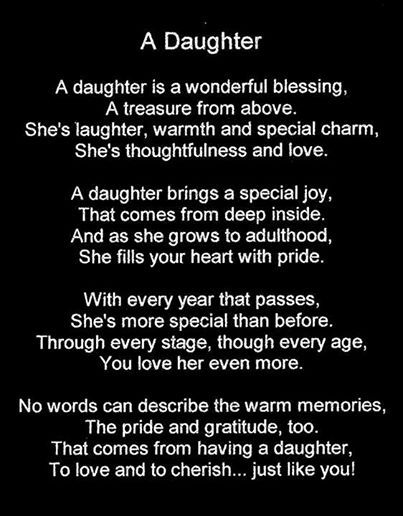 To my beautiful daughter Paige Alyssa Morgan...I love you!  Your strength, wit, intellect, sense of humor, creativity, caring and compassion never cease to amaze me.  Your are an incredible young woman with the potential for so much more than I know we both think possible.