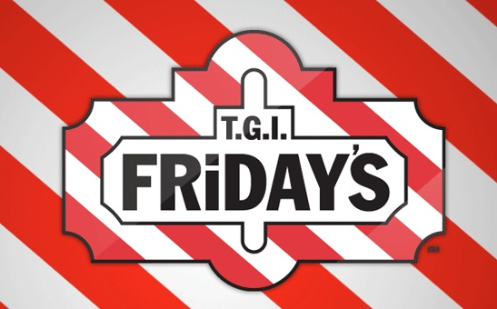 TGI Friday's is a fun place to eat. Great food, and huge portions. I always have left overs.