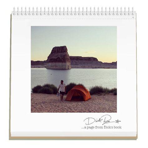 """""""Sognando una vacanza d'#estate"""". Lake Powell, Utah 2007 (Dick Page). Che sia su un'isola deserta o in cima a una montagna, buone vacanze da #Shiseido! #ShiseidoViaggi"""
